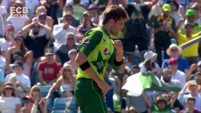 Parkinson wicket b Shaheen Afridi