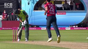 Rauf wicket b Mahmood