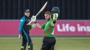 Highlights   Leicestershire Foxes vs Worcestershire Rapids - Vitality Blast