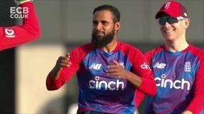 Maqsood wicket c Jason Roy b Adil Rashid