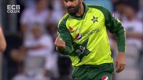 Moeen Ali wicket b Mohammad Hafeez