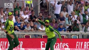 Jos Buttler wicket c Babar Azam b Shadab Khan
