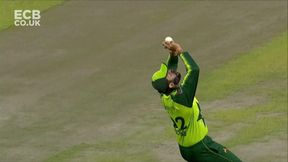 Jonny Bairstow wicket c Sohaib Maqsood b Imad Wasim