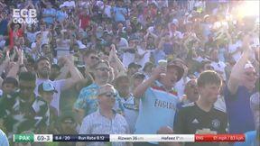 Hafeez wicket c Jonny Bairstow b Adil Rashid