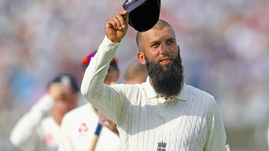 Moeen Ali called up to the England Men's Test squad