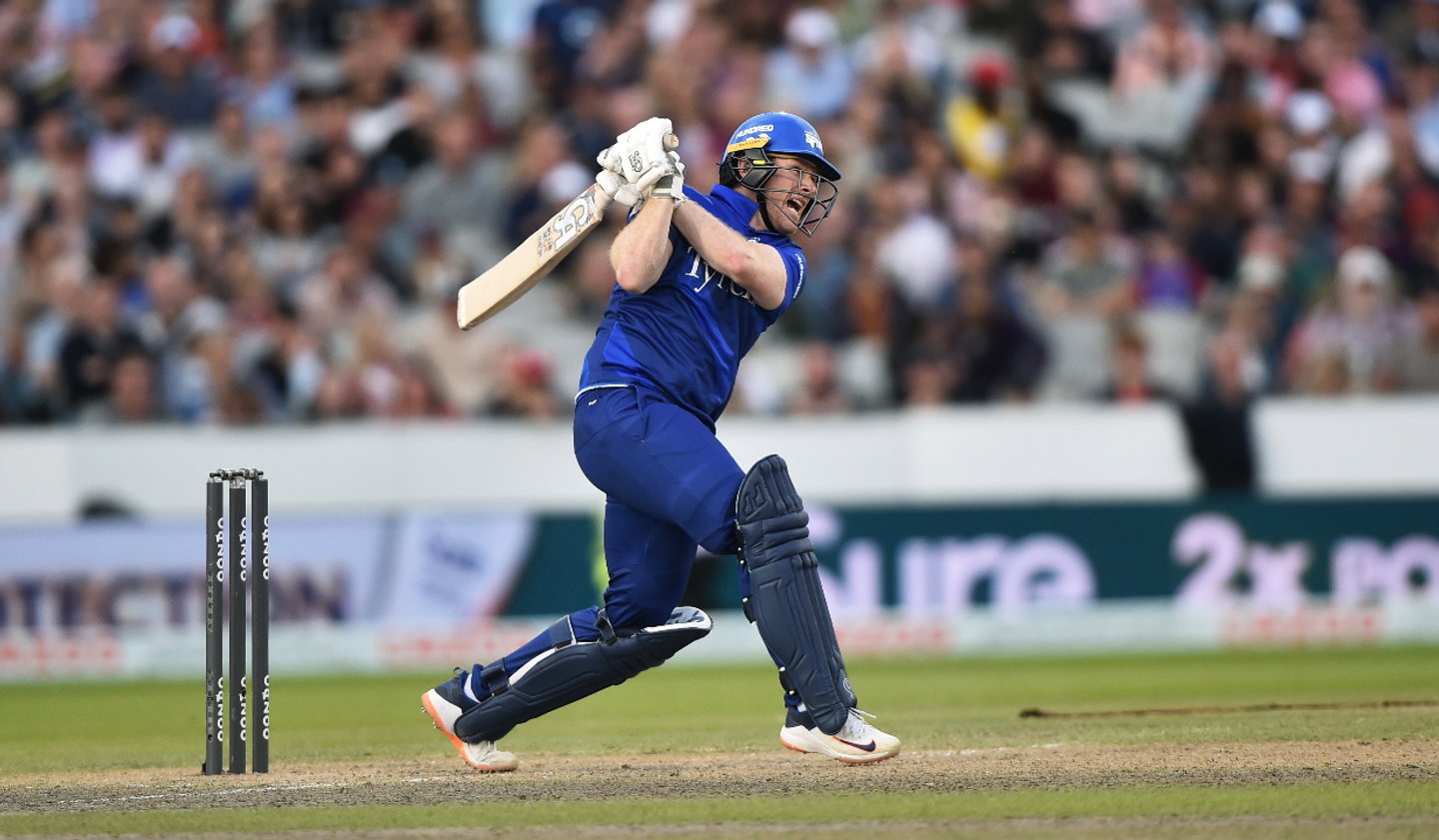 Eoin Morgan's side have struggled to get wins under their belt in the Hundred