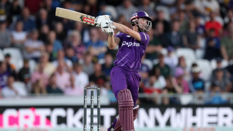 John Simpson has had an impressive summer of cricket
