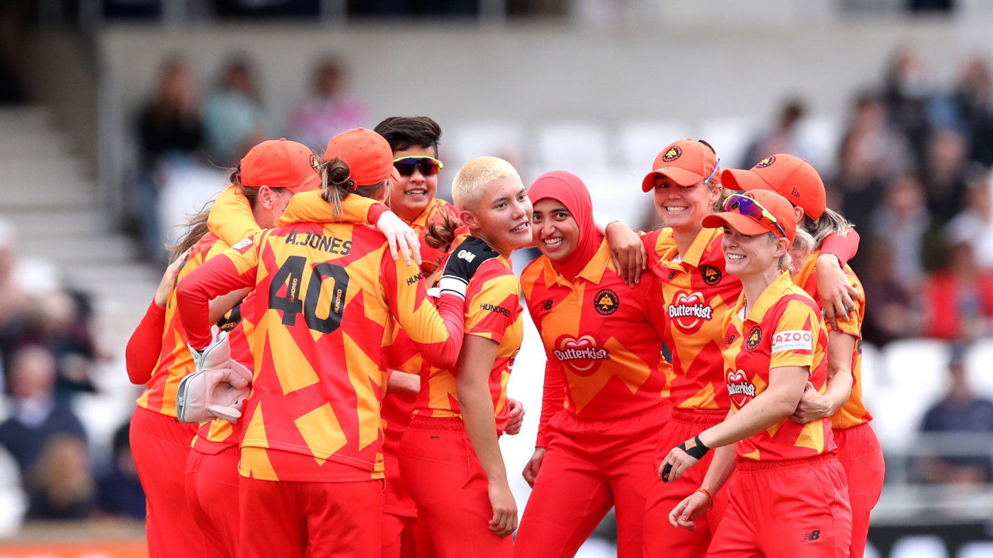 Celebrations all around as the Phoenix make a late surge into third