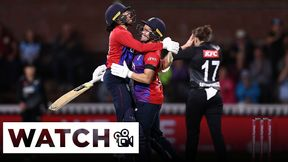Highlights - England win a last over thriller in Taunton to seal IT20 series