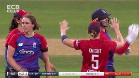 Green wicket - c Jones b Sciver