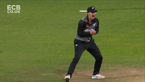 Beaumont wicket - c Devine b Kerr