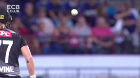 Satterthwaite wicket - C Brunt B Glenn