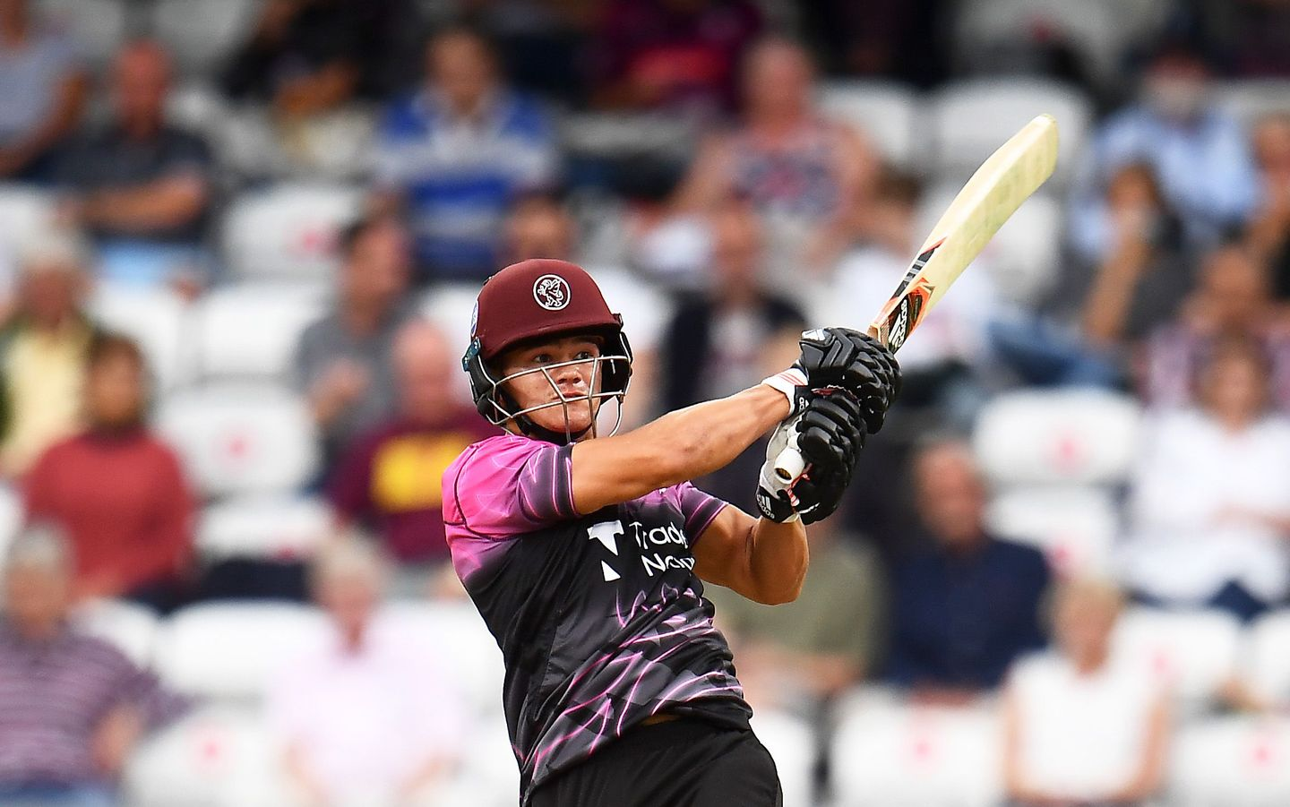 Will Smeed has been in great form with the bat this summer