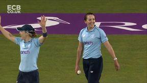 Kasperek wicket - run out Winfield-Hill