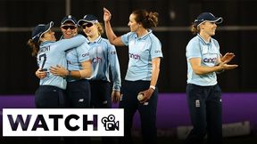 Highlights - Knight stars with the bat whilst Brunt puts in all-round performance to help England to series opening victory