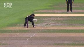 Winfield-Hill wicket - Run Out Kasperek/Martin
