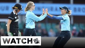 Highlights - Tahuhu and Green help New Zealand to victory in 3rd ODI