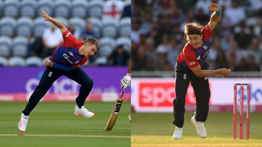 Sam Curran ruled out of the ICC Men's T20 World Cup